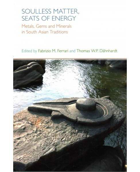 Soulless Matter, Seats of Energy : Metals, Gems and Minerals in South Asian Traditions (Paperback) - image 1 of 1