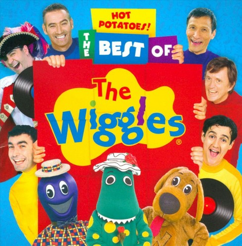 Hot Potatoes! The Best of the Wiggles - image 1 of 1