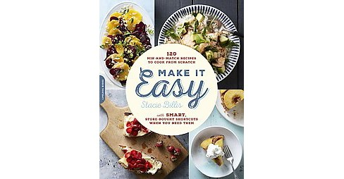 Make It Easy : 120 Mix-and-Match Recipes to Cook from Scratch With Smart Store-Bought Shortcuts When You - image 1 of 1