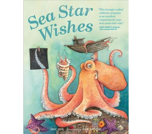 Sea Star Wishes -  Reprint by Eric Ode (Paperback) - image 1 of 1