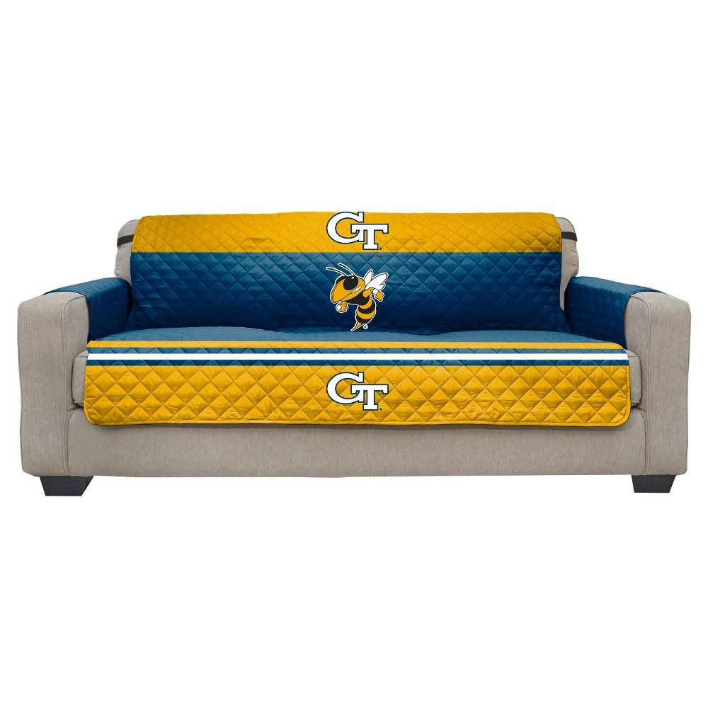 NCAA Georgia Tech Yellow Jackets Sofa Protector