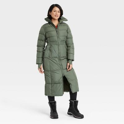 Women's Long Puffer Jacket - All in Motion™