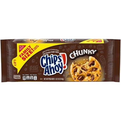Chips Ahoy! Chunky Chocolate Chip Cookies - 18.2oz