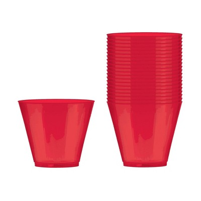 20ct Reusable Cup Red - Spritz™