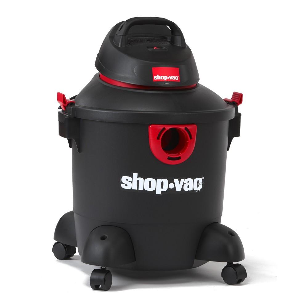 Image of Shop-Vac 8gal 3.0 Peak HP Classic Wet/Dry Vac - Black