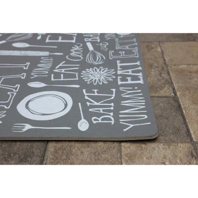 Multi Cooks Kitchen Comfort Floor Mat (18 X30 )