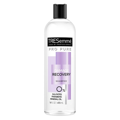 TRESemme Pro Pure Damage Recovery Sulfate-Free Shampoo - 16 fl oz - image 1 of 4