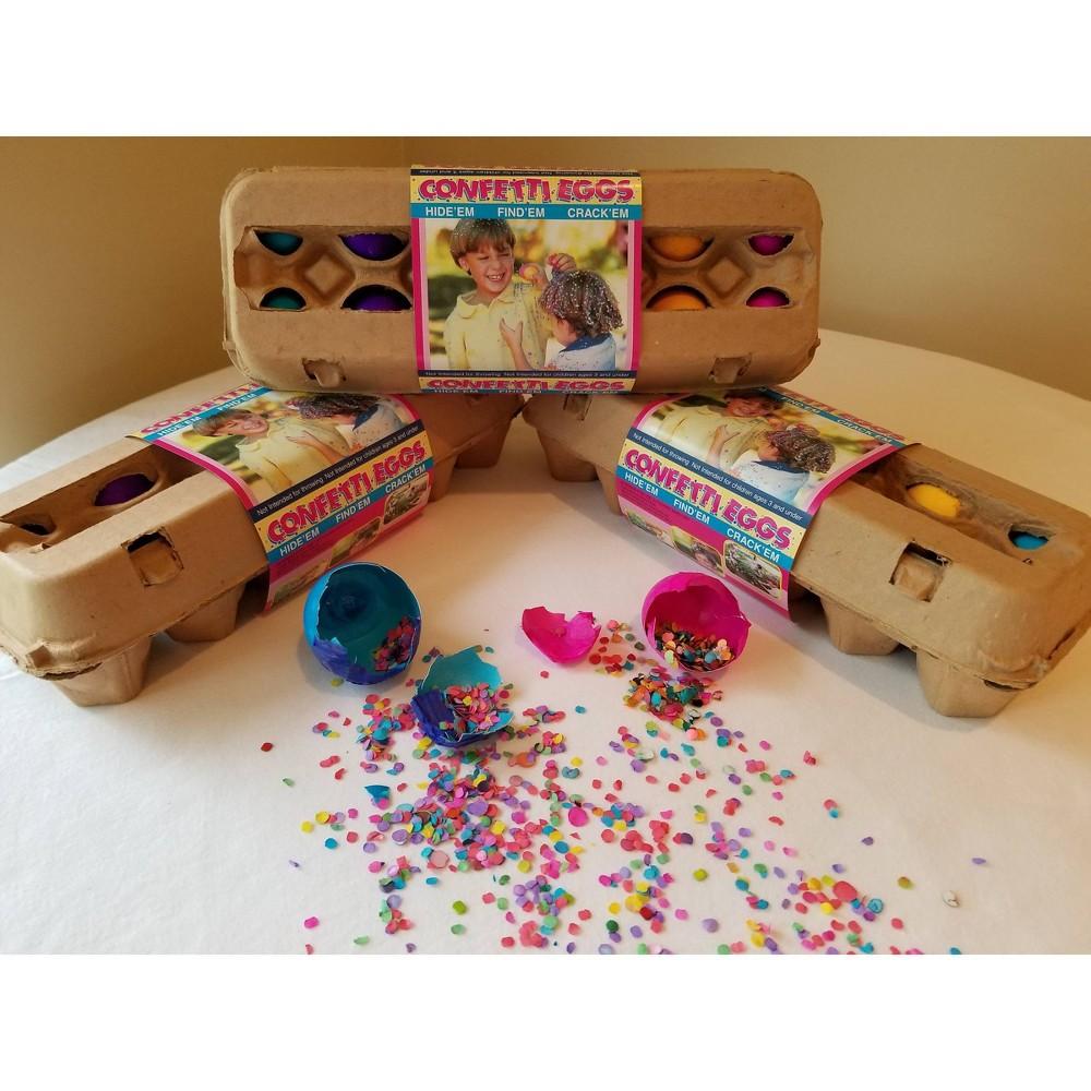 Easter Confetti Eggs - 1oz, Multi-Colored