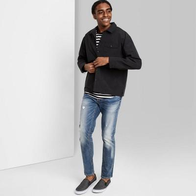 Men's Regular Fit Jacket - Original Use™ Black