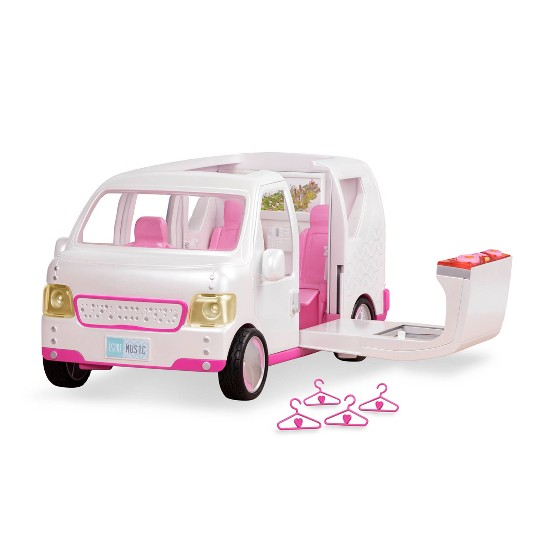 """Lori Sweet Escape Luxury SUV for 6"""" Mini Dolls image number null"""