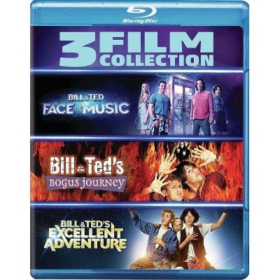 Bill & Ted 3-Film Collection (Blu-ray + Digital)