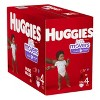 Huggies Little Movers Diapers Huge Pack - (Select Size) - image 2 of 5