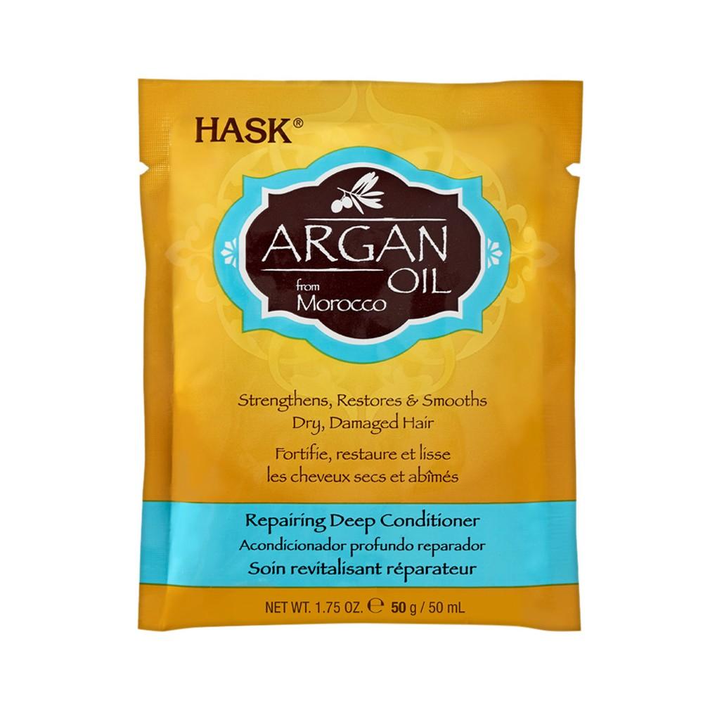 Image of Hask Argan Oil Repairing Deep Conditioner - 1.75 fl oz