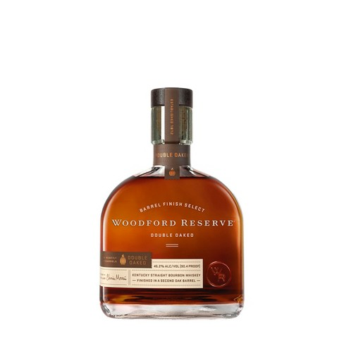 Woodford Reserve Double Oaked Kentucky Straight Bourbon Whiskey- 750ml Bottle - image 1 of 1