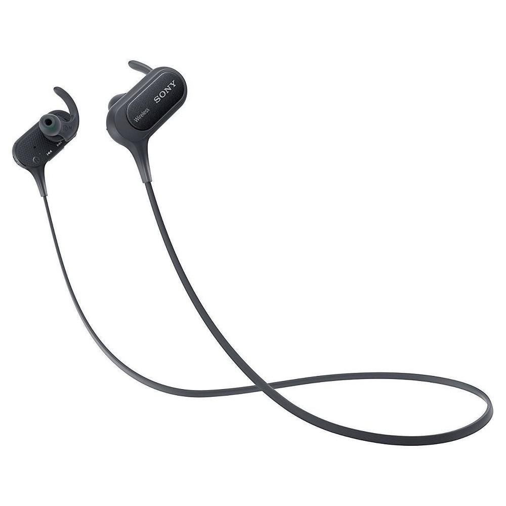 Sony Wireless In-ear Headphone - Black