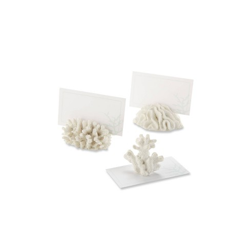 """12ct """"Seven Seas"""" Coral Photo Holder - image 1 of 3"""