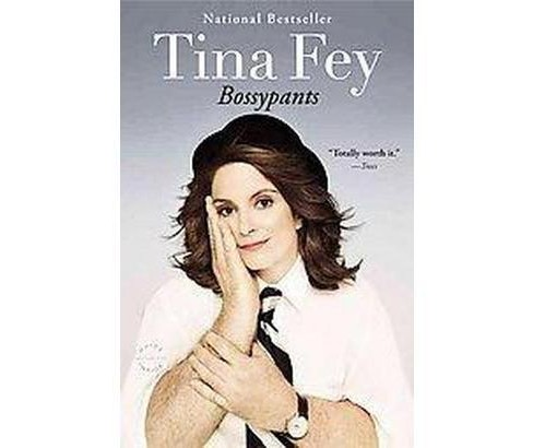 Bossypants (Large Print) (Hardcover) (Tina Fey) - image 1 of 1