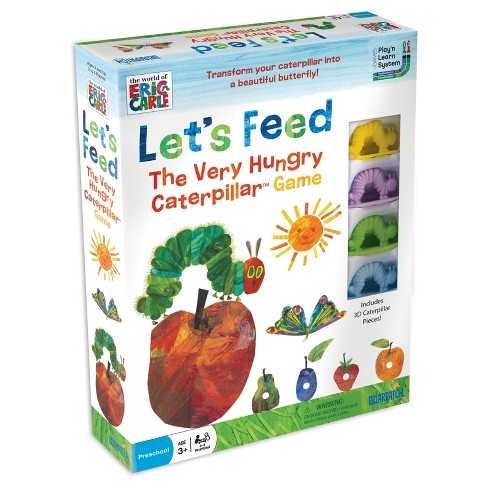 Briarpatch Let's Feed the Very Hungry Caterpillar Eric Carle Game - image 1 of 2