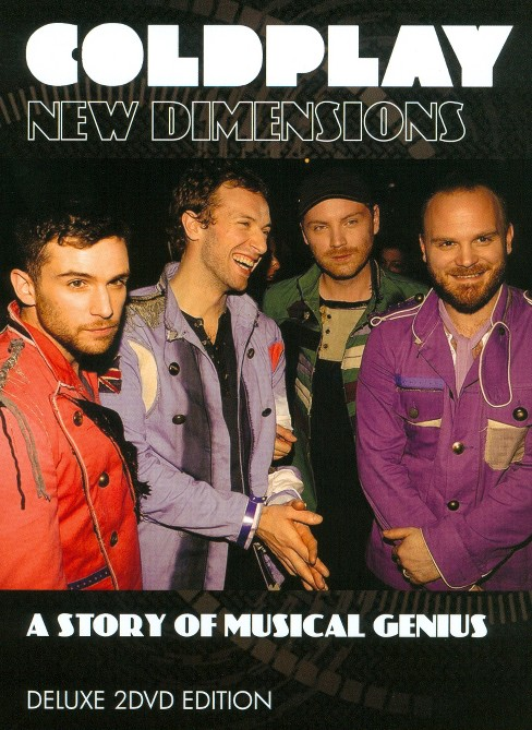 New dimensions (DVD) - image 1 of 1