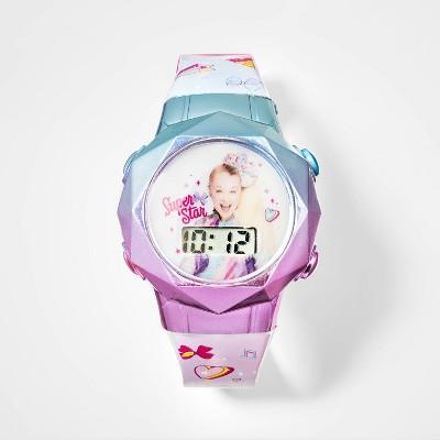 Girls' JoJo Siwa 'Super Star' Watch - Pink