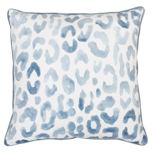 Miron Cheeta Print Throw Pillow - Decor Therapy - image 1 of 4