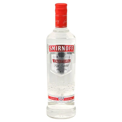 Smirnoff Watermelon Flavored Vodka - 750ml Bottle
