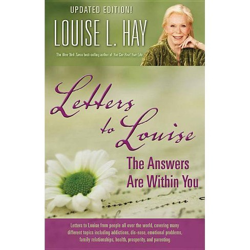 Letters to Louise - by  Louise L Hay (Paperback) - image 1 of 1