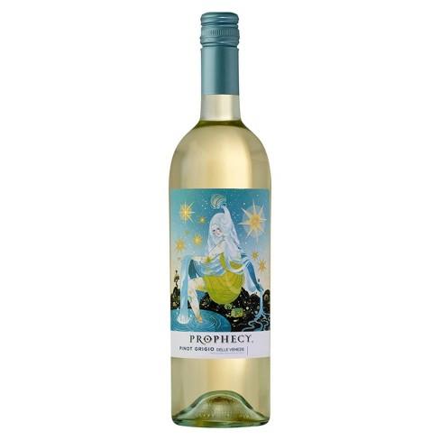 Prophecy Pinot Grigio White Wine - 750ml Bottle - image 1 of 2