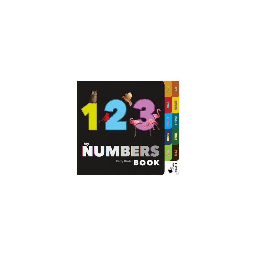 My Numbers Book (Hardcover) (Patricia Mitter)