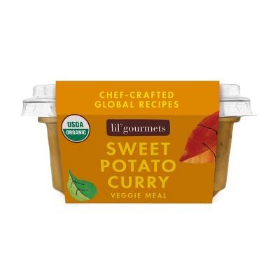 lil' gourmets Organic Sweet Potato Curry Baby Veggie Meal - 3.5oz