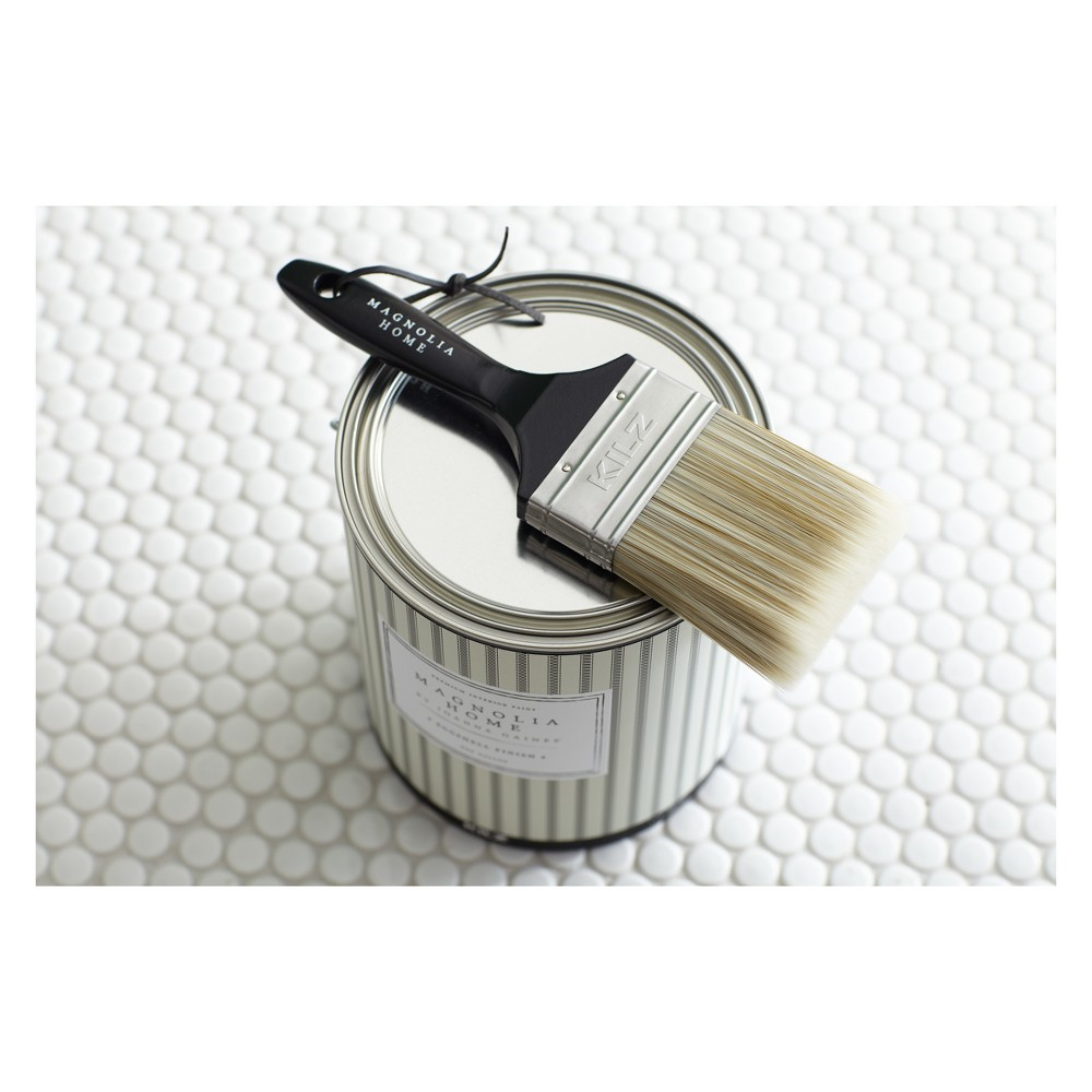"Image of ""3"""" Flat Paint Brush - Magnolia Home by Joanna Gaines"""