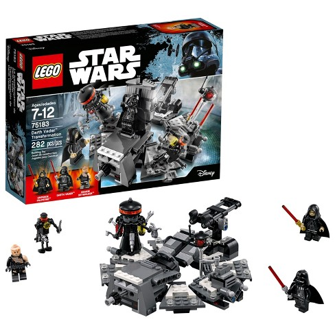 725bd82dc365 LEGO® Star Wars™ Darth Vader™ Transformation 75183 : Target