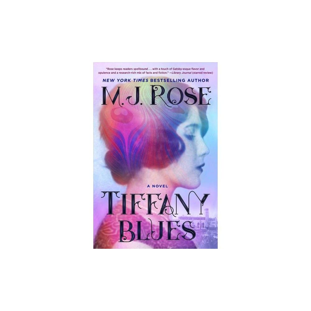 Tiffany Blues - Reprint by M. J. Rose (Paperback)