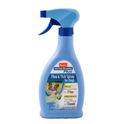 Hartz UltraGuard Plus Flea and Tick Spray for Dogs - 16oz