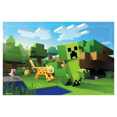 how to find an ocelot in minecraft