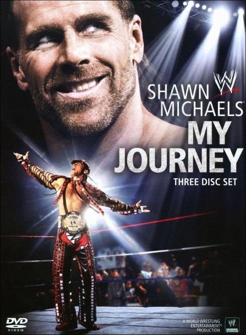 WWE: Shawn Michaels - My Journey [3 Discs] - image 1 of 1