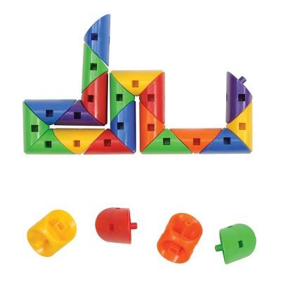 Joyn Toys Magic Connectors Building Set with 90 Pieces