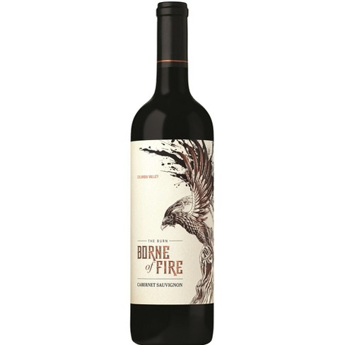Borne of Fire Cabernet Sauvignon Red Wine - 750ml Bottle - image 1 of 4