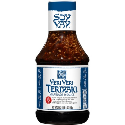 Soy Vay Marinade & Sauce Veri Veri Teriyaki 21 oz