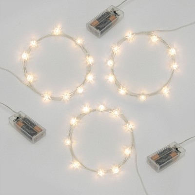 3ct Fairy String Lights LED - Bullseye's Playground™