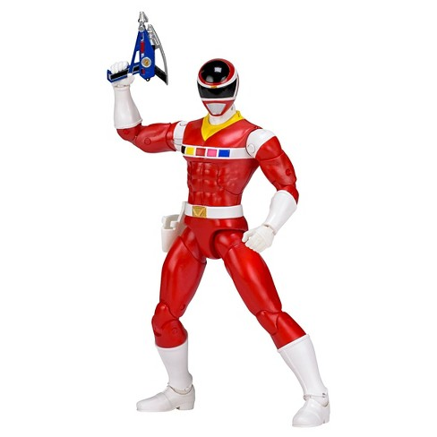Power Rangers Legacy - Mighty Morphin Movie Red Ranger - image 1 of 3