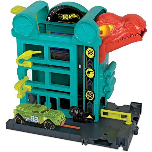 Hot Wheels City Downtown Speed Shop Escape Playset - image 1 of 4