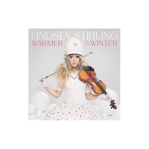 Lindsey Stirling - Warmer in the Winter (Vinyl) - image 1 of 1