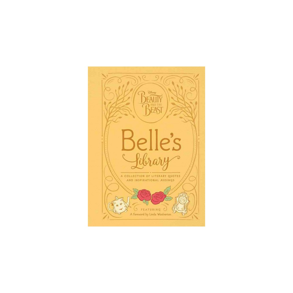 Belle's Library : A Collection of Literary Quotes and Inspirational Musings (Hardcover) (Brittany