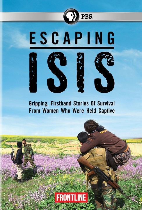 Frontline:Escaping isis (DVD) - image 1 of 1