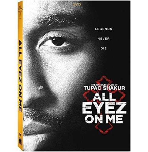 All Eyez On Me (DVD) - image 1 of 1