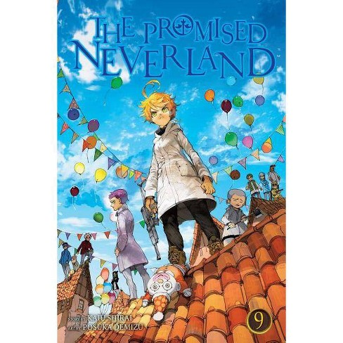 The Promised Neverland, Vol. 9 - by  Kaiu Shirai (Paperback) - image 1 of 1