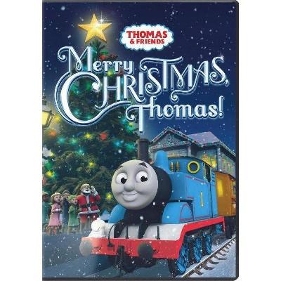 Thomas & Friends: Merry Christmas, Thomas! (DVD)