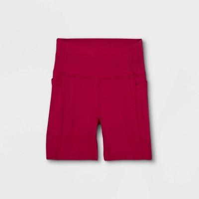 Girls' Pocket Bike Shorts - All in Motion™