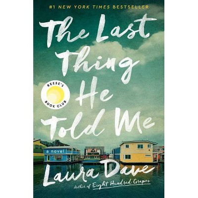 The Last Thing He Told Me - by Laura Dave (Hardcover)